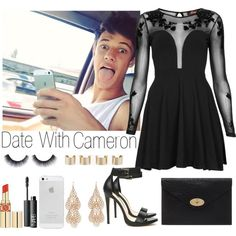 ✌Date with Cameron Dallas✌