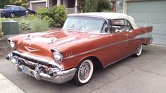 1957 Chevrolet Bel Air Convertible - 2