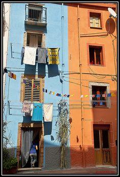 Bosa, Cerdeña, Italia