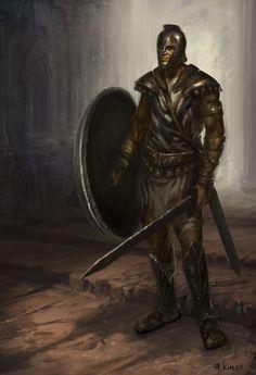 Trashite Swordsman