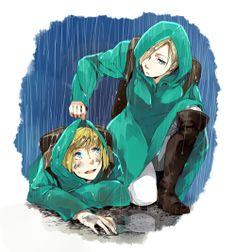 Annie & Armin SHIP THEM SO MUCH!