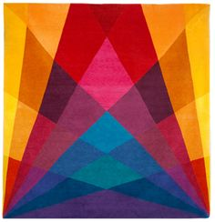 Rainbow - Contemporary Modern Area Rugs by Sonya Winner