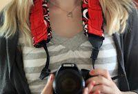 Make camera strap