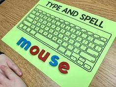 These fun, engaging, NO PREP word work activities help students practice their words effectively and are the perfect option for your or grade class! Spelling Word Practice, Spelling Games, Grade Spelling, Spelling Activities, Literacy Activities, Listening Activities, 1st Grade Learning Games, Active Listening, Spelling Words
