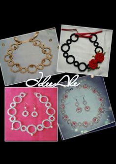 Necklaces _recycling