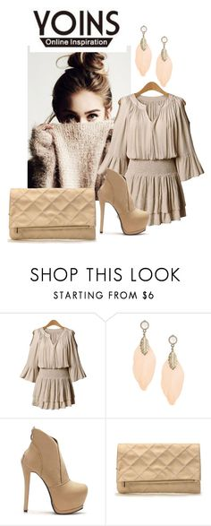 """""""YOINS II-24"""" by hanifasemic ❤ liked on Polyvore featuring yoins"""
