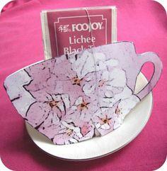 Paper Craft: Teacup Card