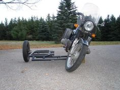 Sidecar Plans Homemade Motorcycle