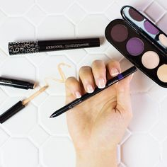 Complete your night-on-the-town look with Berry Bliss! #Arbonne #ArbonneMakeup