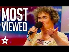 MOST VIEWED AUDITIONS on Britain's Got Talent! | Including Susan Boyle, ...