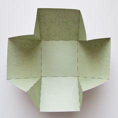 Návod na krabičky 9v1    Davona výtvarné návody