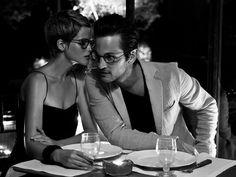 Giorgio Armani Eyewear AD 2012