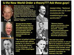 new world order quotes