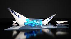 Samsung-Bienal do Livro By Arq. Fernando Yoshimoto
