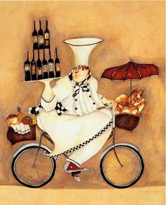 şarap satıcısı dekoratif poster 2016