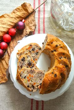 Holiday Fruitcake | Relish.com
