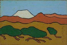 Mt Fuji, 1959 Morizazu Kumagai