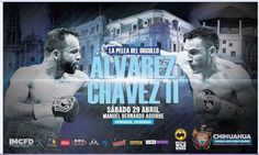 Aún hay boletos para pelea Álvarez vs Chávez II de este viernes en Chihuahua   El Puntero