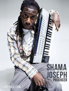"Meet Shama, the Haitian-American Producer Behind Rihanna's Smash Hit ""Man Down"""