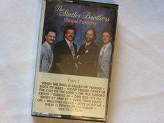 The Statler Brothers Gospel Favorites Tape 1 Heartland music RARE Cassette Tape