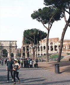 Dónde hospedarse en Roma Street View, Places To Visit, Rome, Tourism, Viajes, Frames