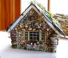 Fairy Pet Store House by FairyArtizans Miniatures Garden decor Yard art Fairy house garden art birdhouses miniature flowers Fairy Pet Store House by FairyArtizans Minia. Fairy Garden Houses, Gnome Garden, Fairy Gardening, Miniature Fairy Gardens, Miniature Houses, Miniature Fairies, Fairy Furniture, Pet Store, Yard Art