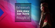 When making your rehearsal schedule here are four additional rehearsals you may wish to include to help you in your planning process. Drama Teacher, Drama Class, Singing Techniques, Teaching Theatre, Set Design Theatre, Drama Games, Romantic Scenes, Performing Arts, Shakespeare