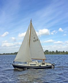 Trotter Zeilboot