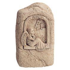 Window Angel Wall Plaque/Garden Statue - 565