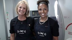 Smiling Faces at AirTran Airways. Photo by David Brown, AirlineReporter.com