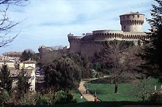 Fortress and Town Walls of Volterra