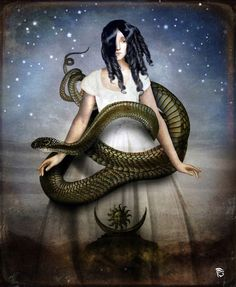 'The Siren ' by Christian Schloe on artflakes.com as poster or art print $20.79