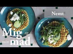Madvafler - sprøde falafelvafler med fyld | Emma Martiny - YouTube