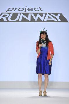 Kenley Collins...my Project Runway Fav