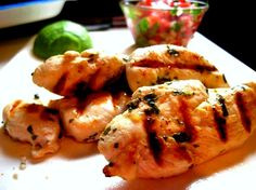 Tequila-Lime Chicken - Recipe