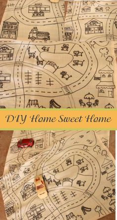 Easy activities to take on road trips with a toddler or preschooler