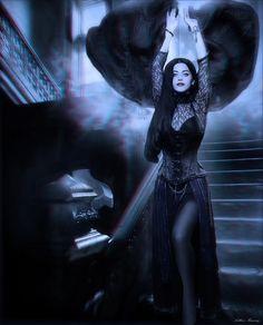 Countess Vampire by rsiphotography.deviantart.com on @DeviantArt