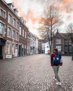 Pretty Maastricht captured by @gigi.roxane (Spring 2020). Street View, Explore, Architecture, City, Spring, Pretty, Arquitetura, Cities, Architecture Design