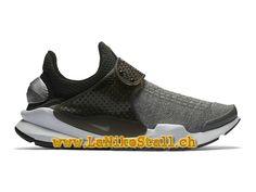 detailed look 984bc 77f6a Nike Sock Dart SE Premium (GS) Gris Officiel Pas Cher Chaussures Pour Femme  859553