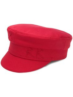Ruslan Baginskiy Embroidered Greek Fishermans Hat - Farfetch. Cool Gifts  For WomenCaps ... 7dfb3114828b