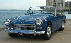 Austin Healey Sprite 1967 - My mother's midlife crisis car. It was such a fun car to drive.
