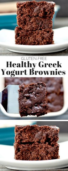 One bowl and 30 minutes is all it takes to make these Healthy Greek Yogurt…