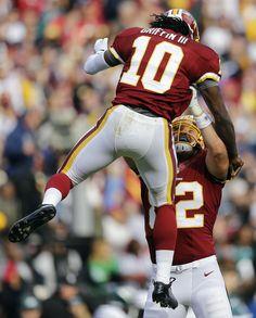 Philadelphia Eagles vs. Washington #Redskins, 11/18/12