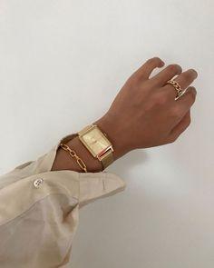 looks i'd love to wear Cute Jewelry, Dainty Jewelry, Gold Jewelry, Jewelry Accessories, Fashion Accessories, Fashion Jewelry, Jewellery, Foto Casual, Accesorios Casual