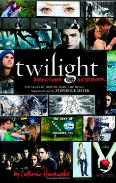 Twilight: Director's Notebook: The Story of How We Made t... https://www.amazon.com/dp/0316070521/ref=cm_sw_r_pi_dp_y4vKxb5KHASDT