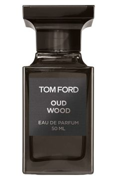 Tom Ford Cologne: Oud Wood: Fall Into Winter 2017 - 2018