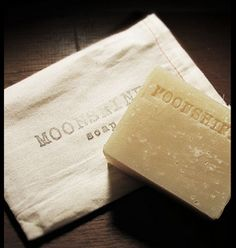 Gifts for the Southerner: Moonshine Soap treats guests to a nostalgic smell of the South.