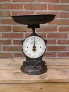 Vintage Salter's No 50 Family Scale