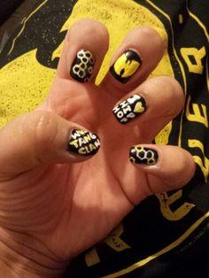 Wu tang clan nails