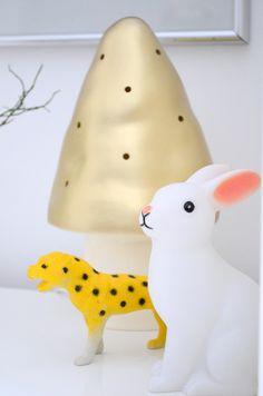 Kids room - Bunny light - Projektila